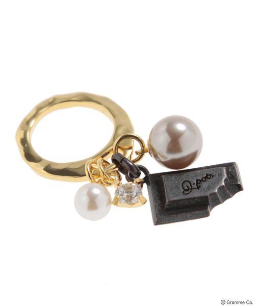 Bitter Chocolate Ring