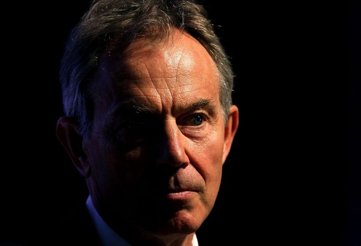 Tony Blair's team denies he pitched Donald Trump for the Middle East envoy job  Tony   Blair was reported to have met with Trump's representatives several times