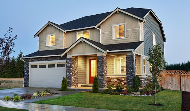 19 best seattle area dream homes images on pinterest for Seattle area home builders