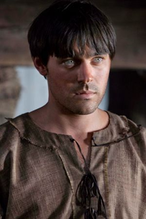 Liam Garrigan as Alfred Builder - The Pillares of the Earth