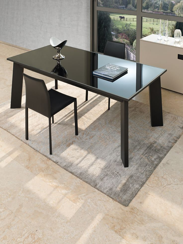 FLAG contemporary dining table