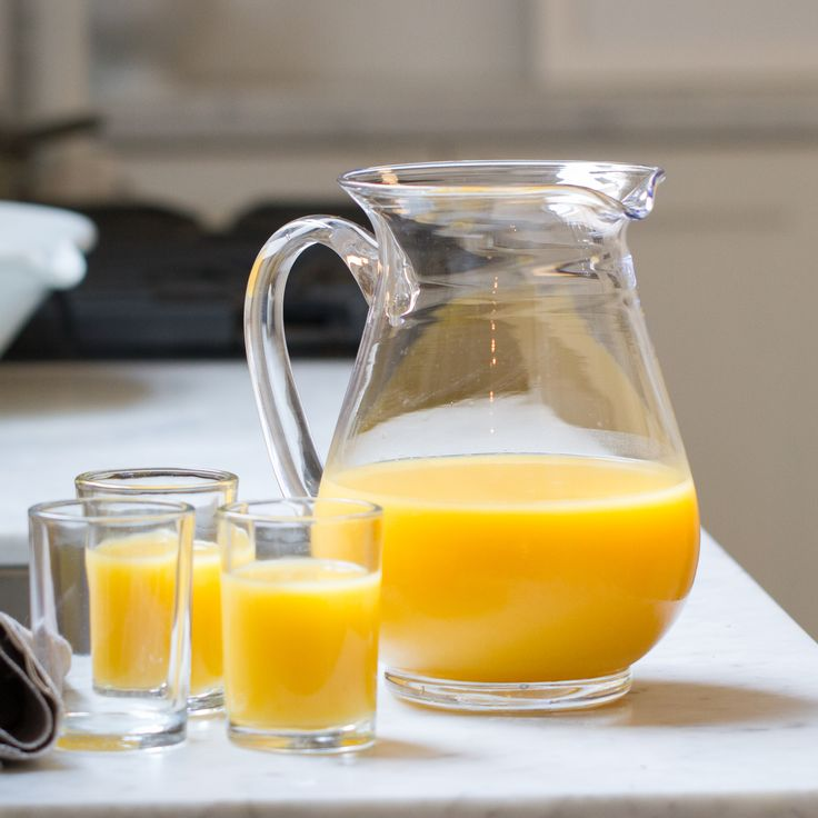 Our Savannah Pitcher, perfect for brunch parties! www.husongracesf.com