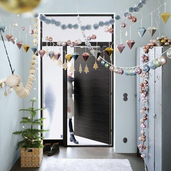 Décoration de l'entrée avec IKEA