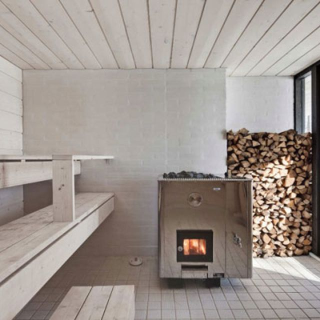 Super sauna stove