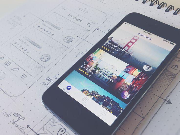 Feed your mind — Muzli -Design Inspiration — Medium