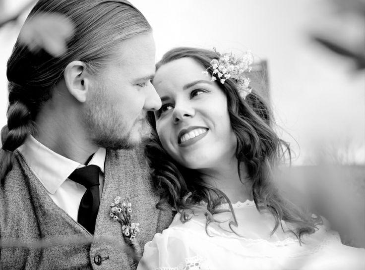 vintage  La Rouge Visagie Wedding bruidsfotografie Den Haag  www.far-alley.com www.anrich.nl