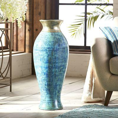 Best 25 floor vases ideas on pinterest decorating vases - Floor vase decoration ideas ...