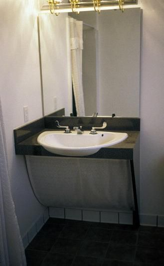 Simple Fabric ADA Stuff Pinterest Wheelchairs Sinks And Search