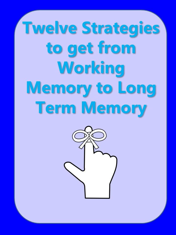 essay on short term memory loss Short term memory is remembering something you just minor memory lapses are not indications of dementia most seniors will never suffer severe memory loss and the degree and type of any loss straus, c (2016) strategies for improving memory psych central retrieved on.