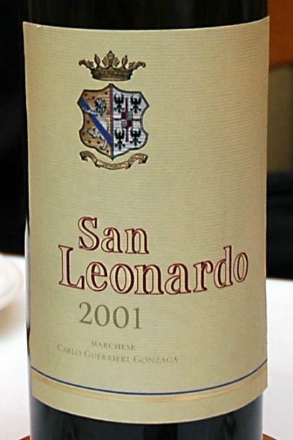 Master Classic http://www.sanleonardo.it/eng/san-leonardo-wine-2001.html