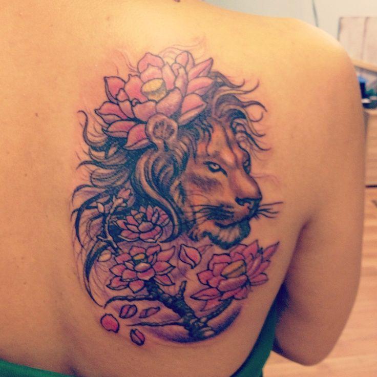 16 Best Leo Tattoo Images On Pinterest
