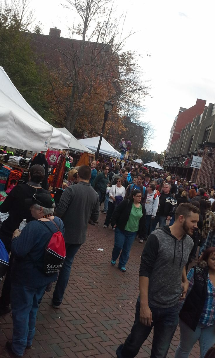 Tips for traveling to Salem, MA in October