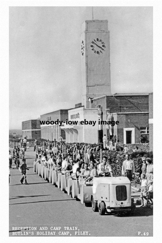 Butlins Holiday Camp Filey - from woody-iow eBay seller