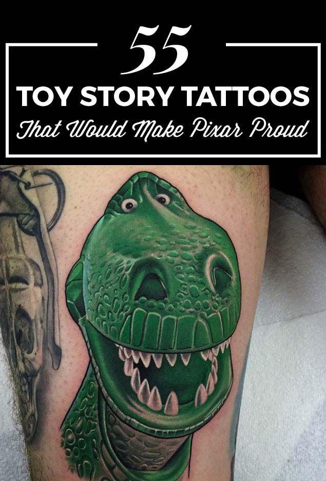 Toys For Tats : Beste ideeën over toy story tattoo op pinterest