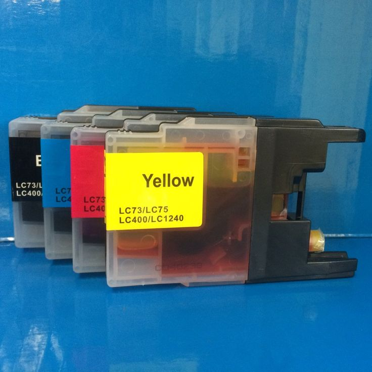 LC1220 LC1240 LC1280 BROTHER MFC-J5910DW ETC. INK CARTRIDGES Non OEM