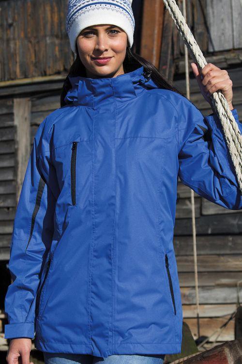 Jachetă de damă 3-in-1 Journey Result | Logofashion #jachetepersonalizate #jacheteresult #gecidelucru #jacheteiarna