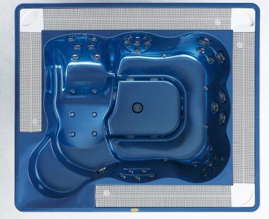 Spa Professionnel Virginia Experience Jacuzzi® - www.oliness.com - Concessionnaire Jacuzzi® région centre