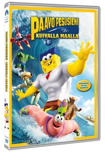 Paavo Pesusieni kuivalla maalla  (DVD)