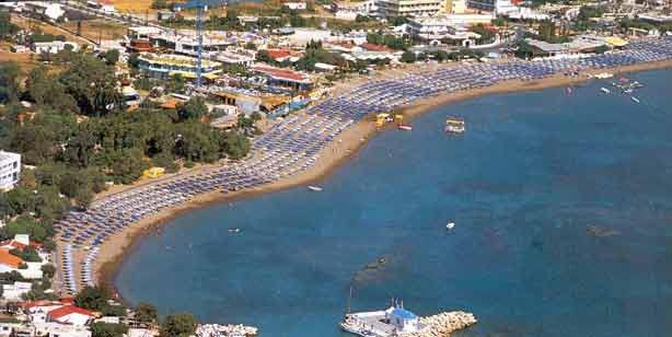 My home for 4 months in 1999 - Faliraki.