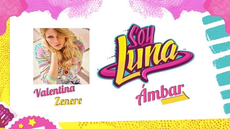 Soy Luna - ¡Conoce a Valentina Zenere! (Ámbar)