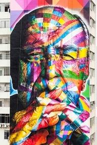 Eduardo Kobra - Brasil