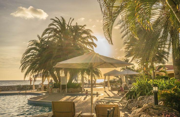 Zachód Słońca, Cabana, Beach, Urlop, Podróży, Holiday