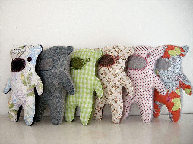 Easy stuffed teddy bear | DIY and Crafts | Pinterest