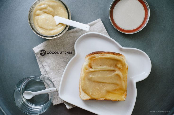 kaya - coconut jam recipe