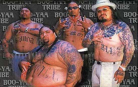 BOO-YAA TRIBE SAMOAN GIANTS