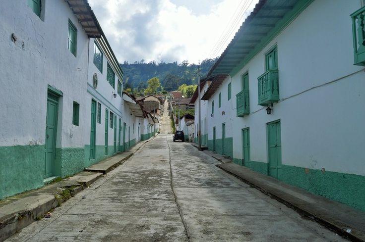 El Cocuy Town