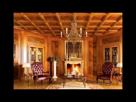 Деревянные потолки в дизайне интерьера - красивая отделка потолка деревом