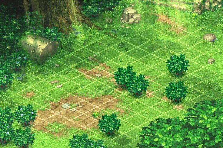 Scene for Battle. Green1 by Mangust-art on deviantART