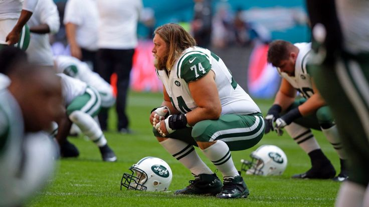 Nick Mangold's injury could expose flaw in Jets' roster