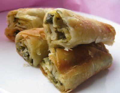 Kıbrıs Yemek Tarifleri | KKTC Geleneksel Yemek Tarifleri - Pırasalı Börek