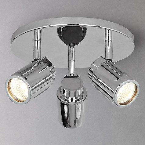 Buy ASTRO Como 3 Bathroom Spotlight Ceiling Plate Online at johnlewis.com