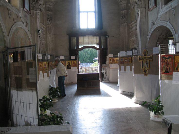 Mostra di ICONE SACRE: I 20 MISTERI DEL ROSARIO Itinerario orante tra Oriente ed Occidente 26 SETTEMBRE-4 OTTOBRE 2015 a Voltorre (VA) | iconesacremirabile