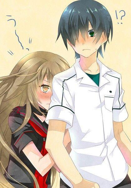 ryoko and ryoshi relationship