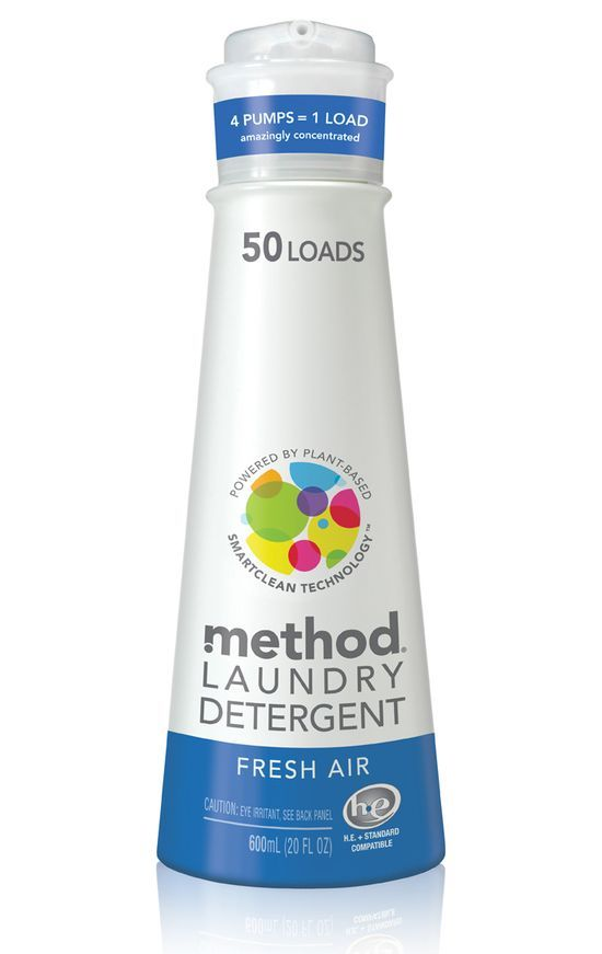 Method - Love this stuff. smells great and is light to carry to the laundry room!