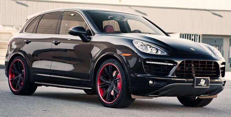 2016 Porsche Cayenne probably will gain the best crossover vehicle in the next year.