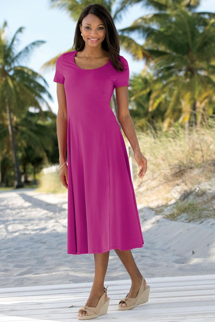 30 best new wardrobes dresses and skirts images on for Jersey knit wedding dress