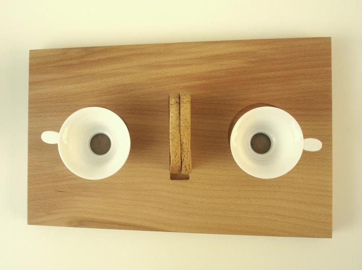beech cutting board Salenero /Cat the Musicians