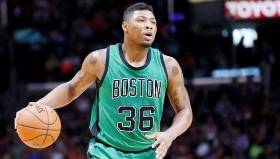 Nouveau leader à l'Est, Boston a passé un cap en défense -  Sans même avoir joué cette nuit, les Celtics sont les nouveaux numéros 1 de l'Est après la déroute des Cavs à San Antonio. Un classement logique pour cette équipe qui… Lire la suite»  http://www.basketusa.com/wp-content/uploads/2017/03/marcus-smart-570x325.jpeg - Par http://www.78682homes.com/nouveau-leader-a-lest-boston-a-passe-un-cap-en-de
