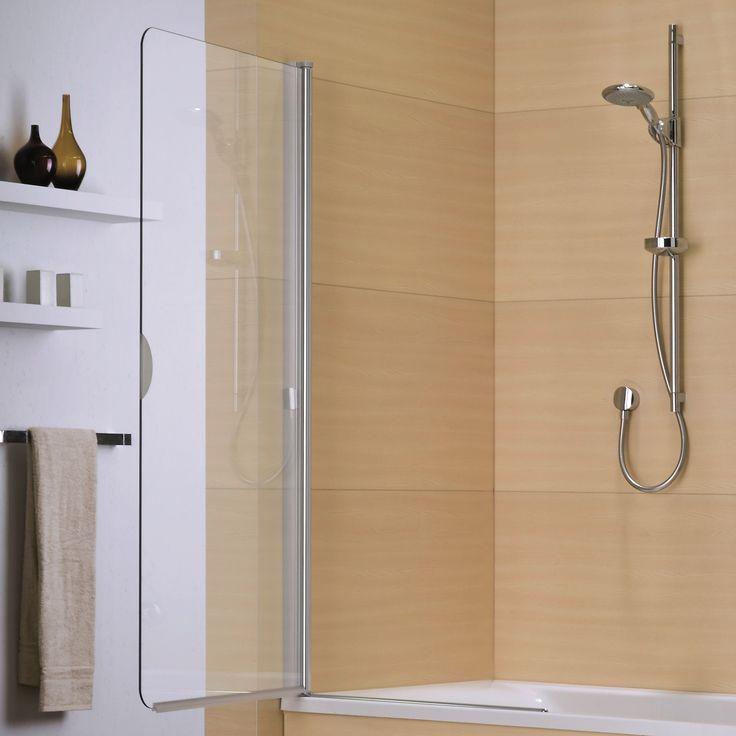 Die besten 25 duschabtrennung badewanne ideen auf for Luxus shower doors