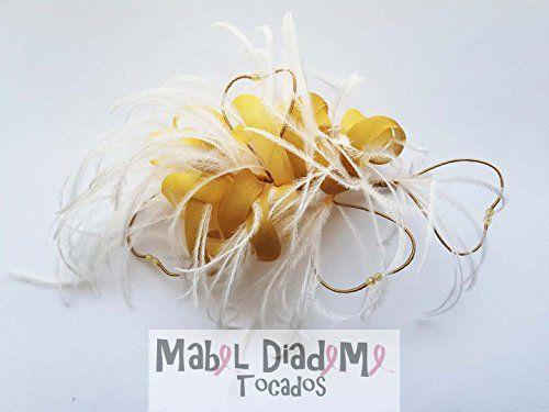 742972950 Pin de Tocados Mabel Diademe en Tocados Mabel Diademe BODAS- comunión arras  invitada perfecta