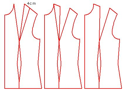 Leena's.com: PatternMaker Tutorial Web Site Draft a basic bodice. Includes adding ease.