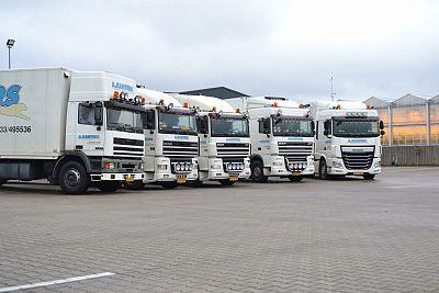 Kanters transport Someren