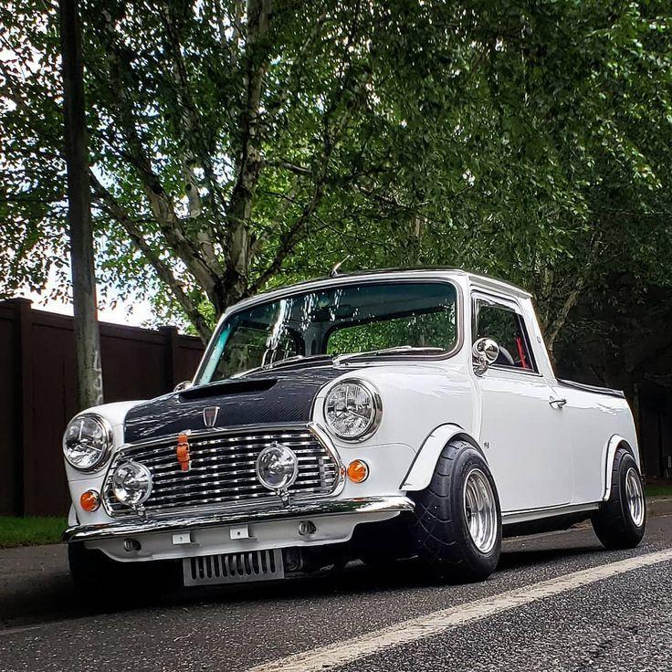 Stunning Mini Pick Up…  – Mini classic