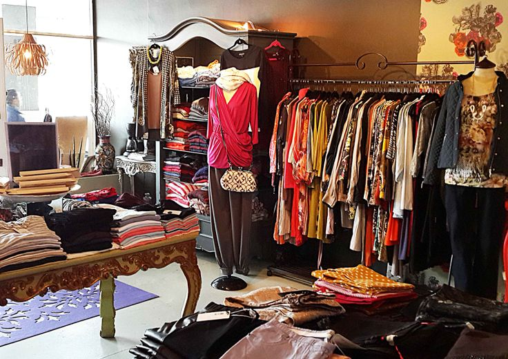 Suzie Qu bespoke hand bags featured in this boutique