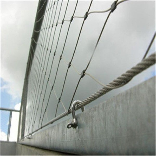 bronze stainless steel cable mesh railing - Google Search