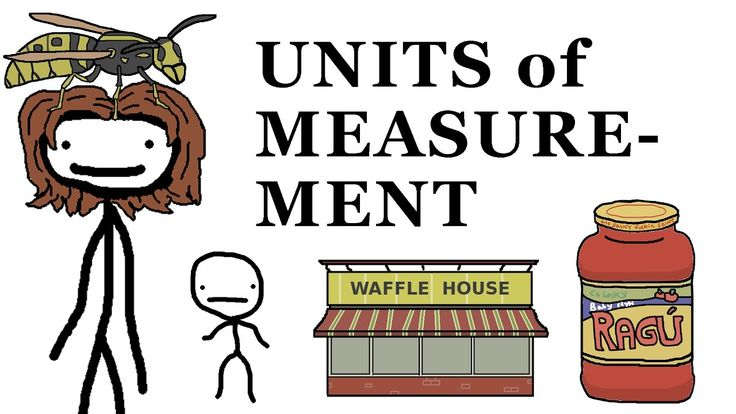 Obscure Units of Measurement - more at http://www.thelolempire.com